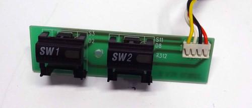 Kurzweil K2500 Switch board