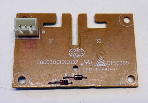 M-Audio Oxygen 61 Pitch Bend Mod Wheel board Board