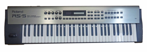 Roland RS-5 64 Voice Synthesizer