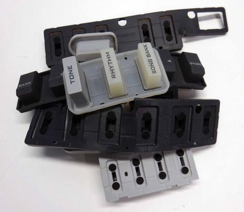 Casio WK-210 Complete Button Set