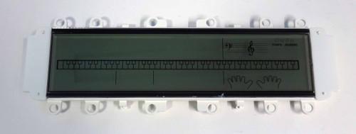 Casio WK-210 Display Screen
