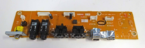 Yamaha PSR-S900 DJK Jack Board