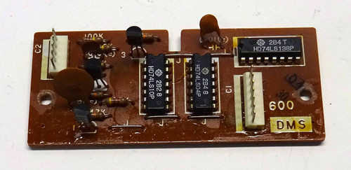 Yamaha CE-20 (DMS) Sub Board