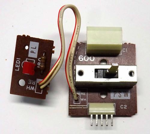Yamaha CE-20 (PSW/PL) Power Switch Boards