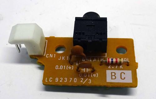 Yamaha KX88 BC Breath Control Board