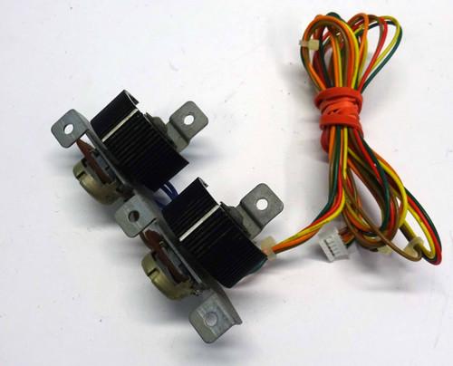 Korg SG-1 Pitch Bend/Mod Wheel Assembly
