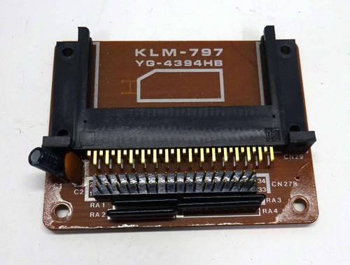 Korg SG-1 KLM-797 Expansion Slot Board