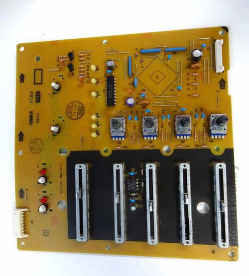 Yamaha Motif XS6/7/8 PNA Panel Board