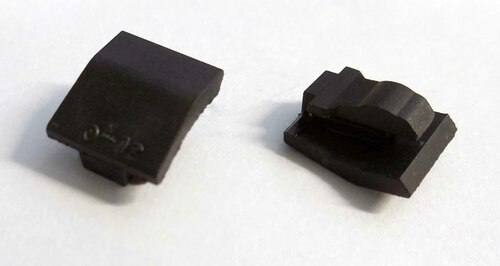 Yamaha Motif 8 series, MO8 Rubber Key Bumper