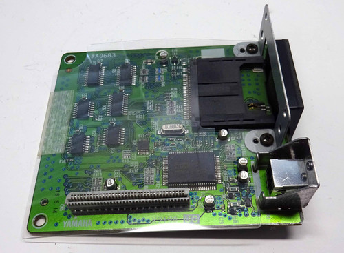 Yamaha S-90 Data Card/USB Slot (US) Board
