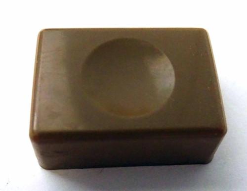 Wurlitzer P-100 Brown Button Cap