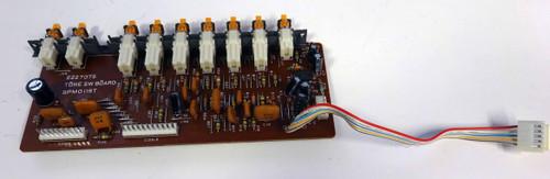 Wurlitzer P-100 Tone Switch Board