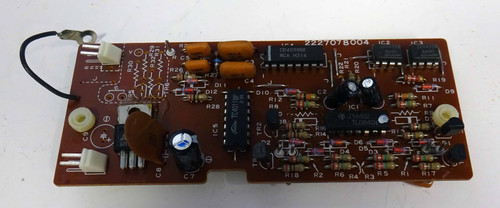 Wurlitzer P-100 Connector Board