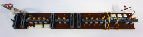 Wurlitzer P-100 Slider/Switch Board