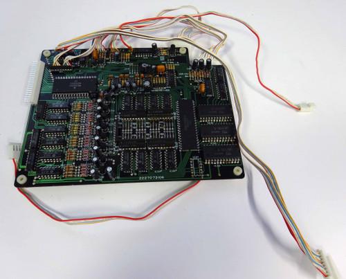 Wurlitzer P-100 CPU Board