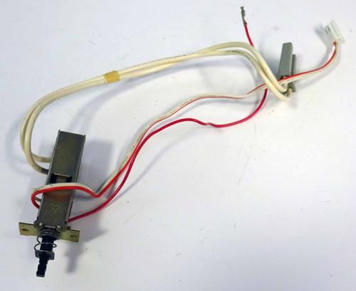 Wurlitzer P-100 Power Switch
