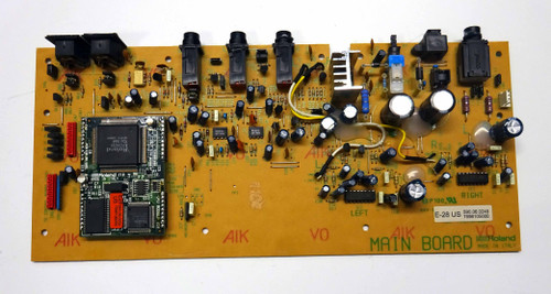 Roland E-28 Main Board