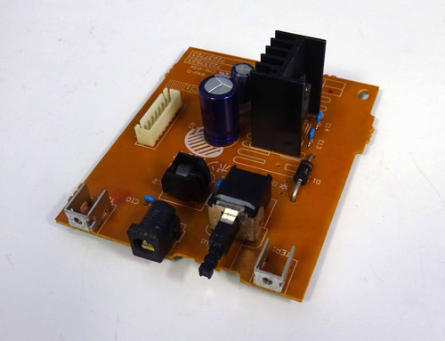 Roland RS-70 Power Inlet/Switch Assembly