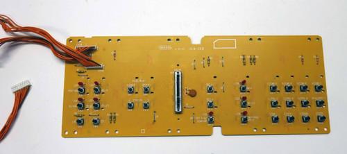 Korg N1 Right panel board (KLM-2031)