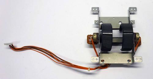 Korg N1 Pitch Bend/Mod Wheel Assembly