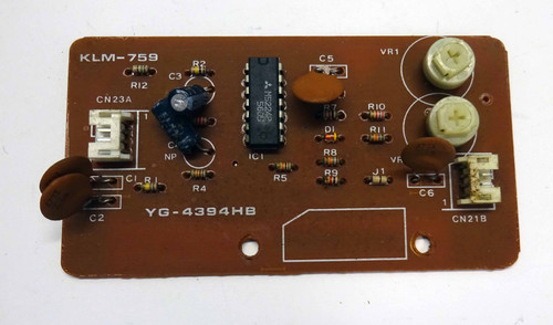 Korg DW-8000 Key Pressure Board (KLM-759)