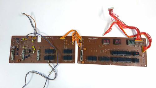 Korg DW-8000 Panel Boards (KLM-663/664)
