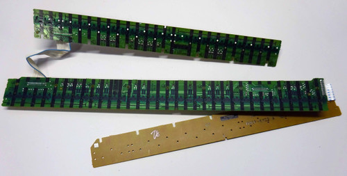 Casio Celviano AP-260 Top Layer Complete Key Contact Board Set