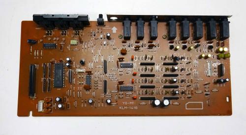 Korg Wavestation Jack Board (KLM-1416)