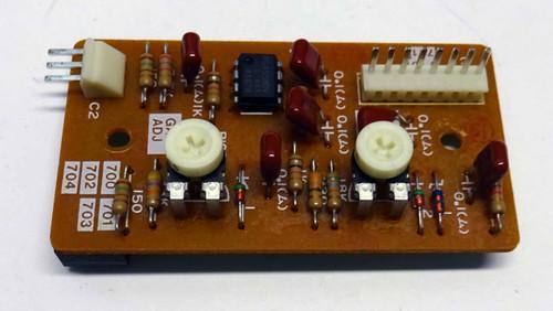 Korg Wavestation End Caps
