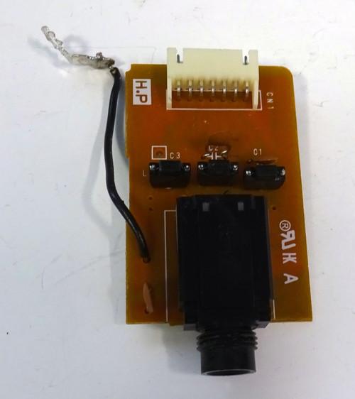 Yamaha P-150/200 Headphone Jack (HP) Board