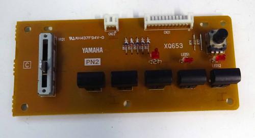 Yamaha P-150/200 Panel (PN2) Board