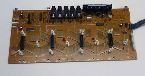 Jack/Expansion Board for Roland XP-80