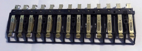 Key Contact Assembly, 13-notes, for 61 note Triton Classic, Extreme, Studio 61 & 76