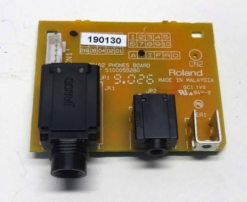 Roland RP-102 Headphone Jack Board