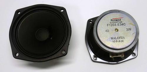 Roland RP-102 Speaker