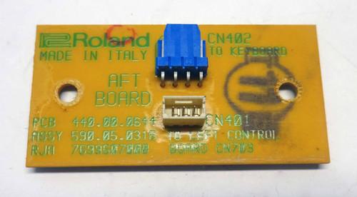 Roland G-1000 Aft Board