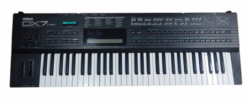 Yamaha DX7II FD With Grey Matter E! Upgrade