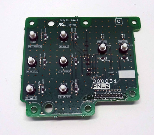 Replacement Left Panel Board PNL2 for Yamaha MODX6/7/8