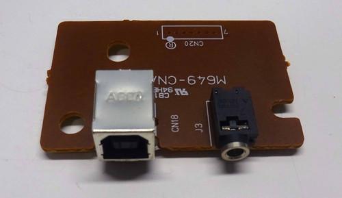 Casio LK90tv USB/Video Board