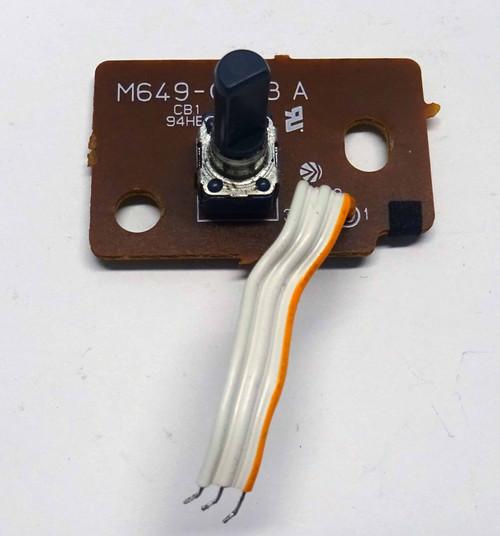 Casio LK90tv Volume Board (CNA3A)