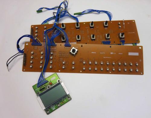 Yamaha CS2x Panel board and Display Board