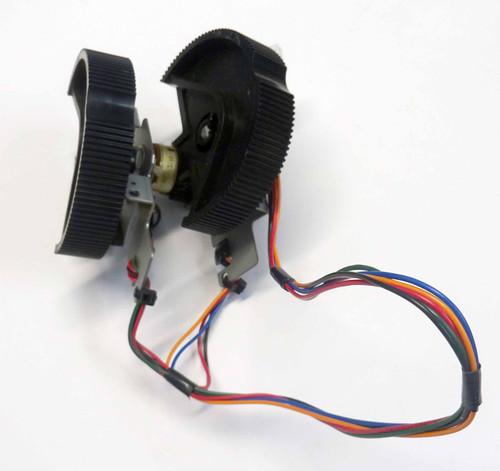 Yamaha CS2x Pitch Bend Mod Wheel Assembly