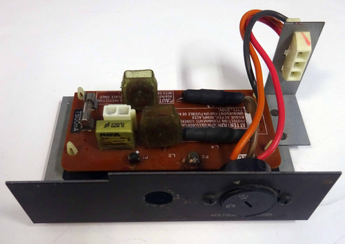 Yamaha DX7/9 (AC) Fuse Board with 115/220 Control Switch