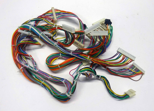 Yamaha DX-21 Complete Wiring Harness