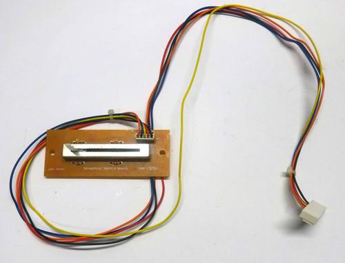 Kurzweil EGP Transpose Switch Board
