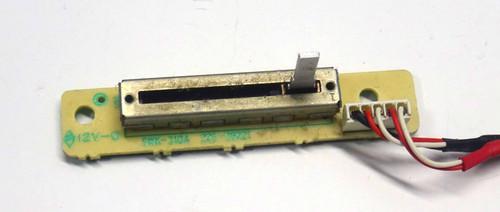 Kurzweil EGP Volume Slider Board