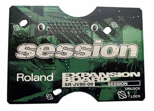 Roland SR-JV80-09 Session Expansion Card