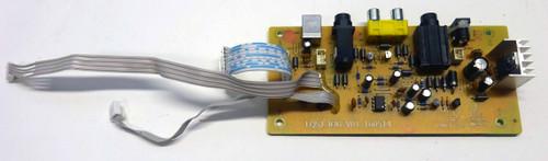 Alesis Recital Power inlet/Jack Board