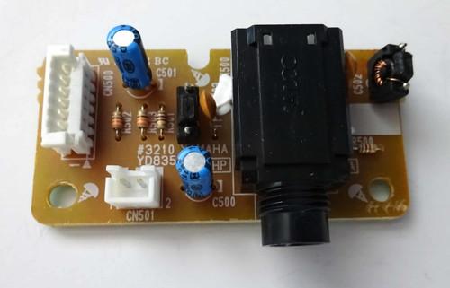Yamaha NP-31 (HP) Headphone Jack Board