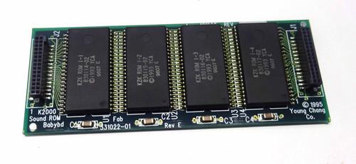Kurzweil  Contemporary Sound Block ROM for K2000 K2500 K2600 Series